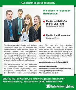Stellenangebote Oldenburg Teilzeit : ausbildung wilhelmshaven ausbildungspl tze lehre ~ Markanthonyermac.com Haus und Dekorationen