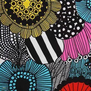 designer fabrics designer fabric 39 siirtolapuutarha in yellow black 39 by marimekko fin buy