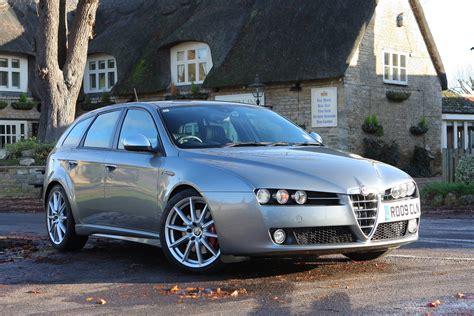 Alfa Romeo 159 Sportwagon Review (2006