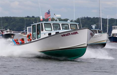 Fast Lobster Boats For Sale by 2002 Mitchell Cove Lobster Boat Open To Offers Power Boat