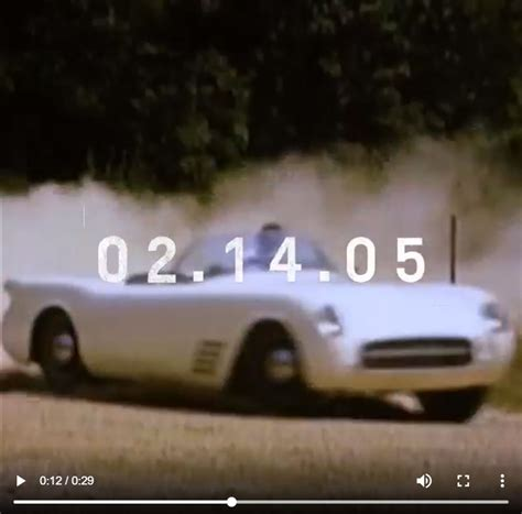 video  teaser    mid engine corvette hits