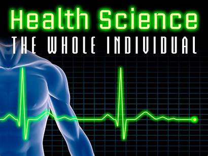 Science Health Courses Sciences Medical Individual Whole