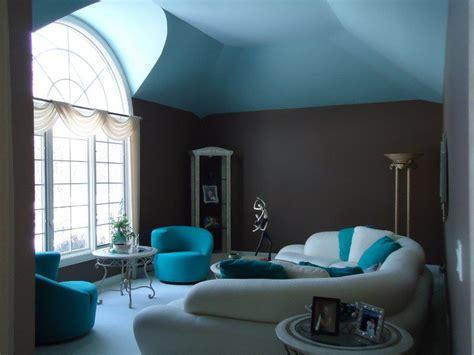 chambre bleu turquoise et taupe bleu turquoise et gris en 30 idées de peinture et décoration