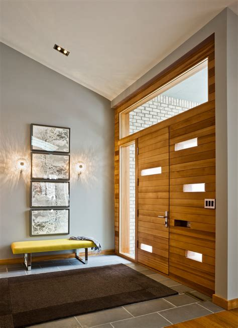 Interior Bench Ideas by Modern Entry Bench Ideas For Your Fresh Entryway Decohoms