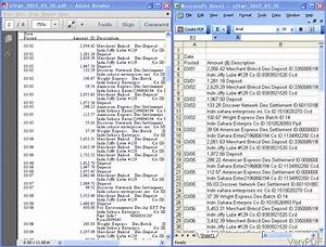 verypdf table extractor ocr v2 0 With convert pdf invoice to excel