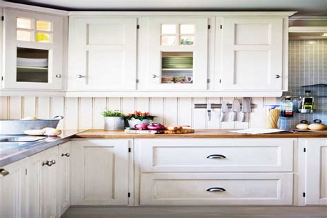 white kitchen cabinet styles how to choose and apply the white kitchen cabinet doors 1347