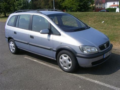 vauxhall grey used vauxhall zafira for sale under 3000 autopazar