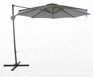 Dalle Parasol Déporté Brico Depot : lovely parasol deporte pas cher 13 parasol deporte leroy ~ Dailycaller-alerts.com Idées de Décoration