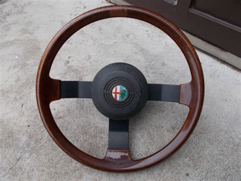 volante alfetta coprimozzo alfa romeo auto e moto d epoca storiche e moderne