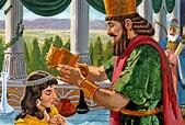 Neitaqert (Nitocris), Queen of Babylon (c.-609 - d ...