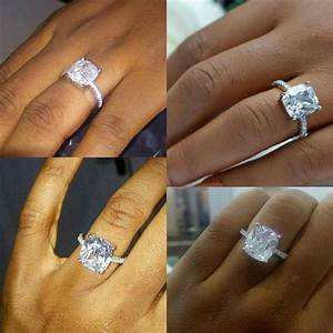 307 likes 4 comments saint tracy sainttracys on With big rock wedding rings