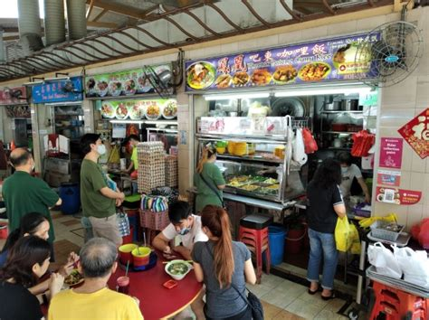 Boon lay place food village to close; Long Queue at Boon Lay Place Food Village Phoenix Patong ...