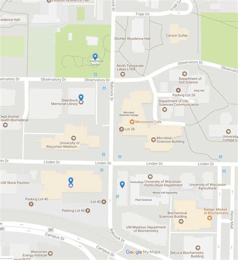 Smith Hall Uw Madison Campus Map
