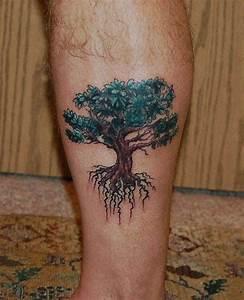 25+ best ideas about Oak tree tattoo on Pinterest