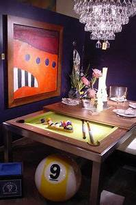18 best pool table dining table images on Pinterest