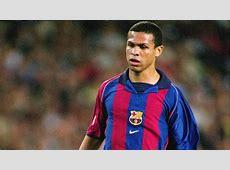 Geovanni ex Barcelona player Goalcom