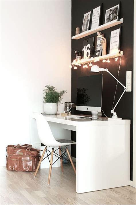 idee bureau petit espace des idées pour aménager un bureau dans un petit espace