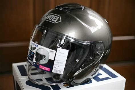 Shoei Motorcycle Helmet J-cruise Open Face Type New F/s