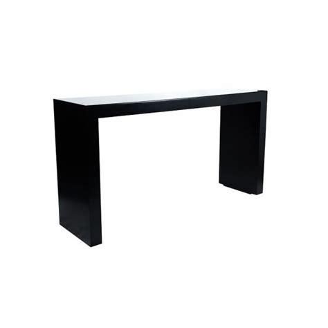 Black White Bench by Rectangular Cocktail Bench Black Unik Furniture Hire