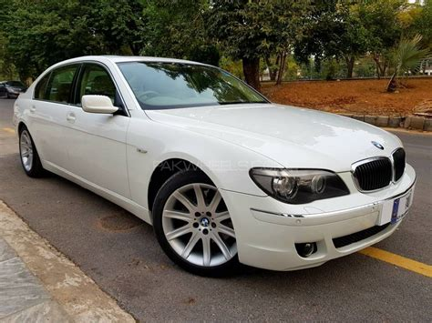 bmw used cars for bmw 7 series 745li 2008 for in islamabad pakwheels