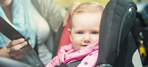 How To Fit A Baby Car Seat Or A Child Car Seat