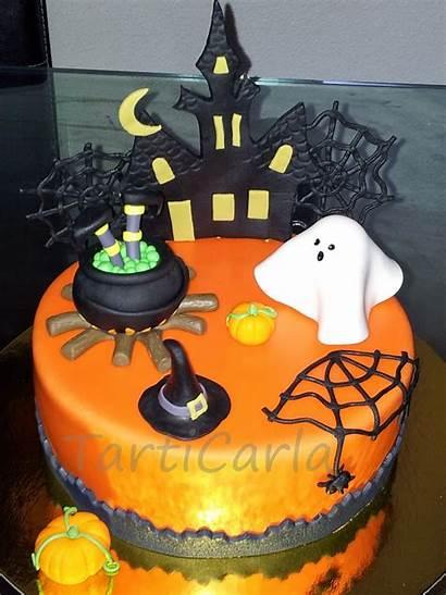 Halloween Tarta Fondant