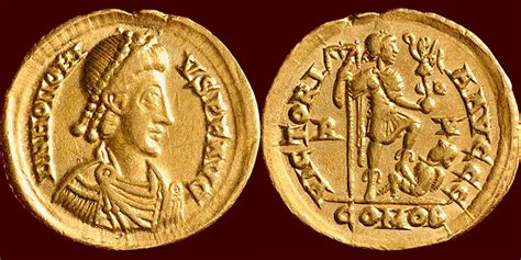 Solidus Ma by Ancient Coins The Gold Solidus Of Rome Ma Shops