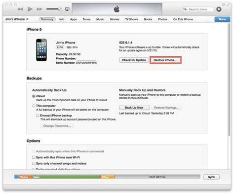 iphone apps waiting after restore how to reset jaibroken iphone with without losing