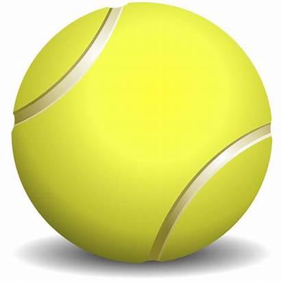Clipart Ball Clip Sports Balls Tennis Graphics