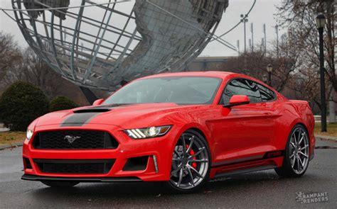 Ford Will Unleash 750 Horsepower In 2016 Svt