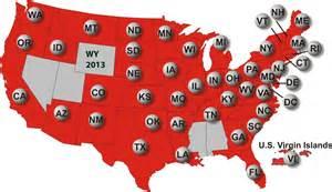 Powerball States