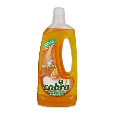 cobra wooden floor cleaner 750ml woolworths co za