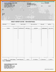 28 free check stub template lisamaurodesign blank With free payroll check stub template download