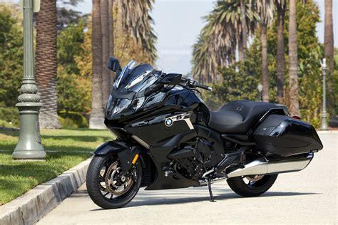 BMW Motorrad Announces Pricing for 2018 K 1600 B Bagger
