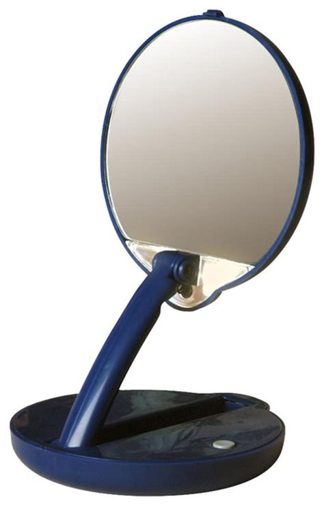 magnifying mirror 15x lighted magnifying lighted and adjustable compact mirror 10x