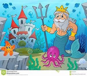 Poseidon Cartoons  Illustrations  U0026 Vector Stock Images
