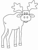 Coloring Moose Animals Muffin Give Cartoon Moose2 Muffins Template Foal Mare Coloringhome Advertisement Popular Coloringpages101 Adults sketch template