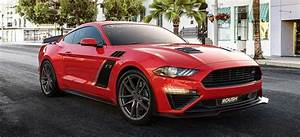 2020 Roush Stage 3 Mustang available in Australia