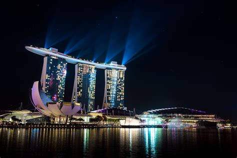 Picture The Week Marina Bay Sands Singapore Andy