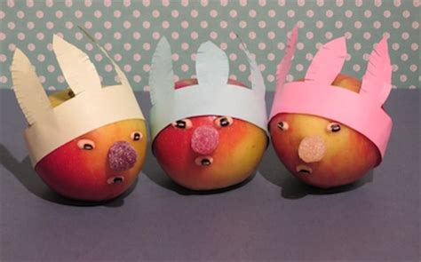 easy thanksgiving crafts apple indians table decorations