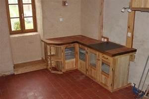 construire meuble cuisine pour fabriquer galerie et faire With faire un meuble de cuisine