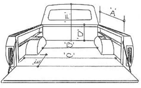 glen  campertruck dimensions