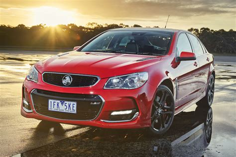 Holden Reveals Last Ever Aussie Commodore