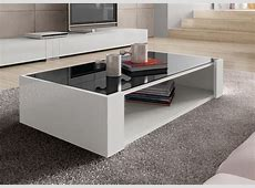 Carino Coffee Table With Storage Contemporary Coffee