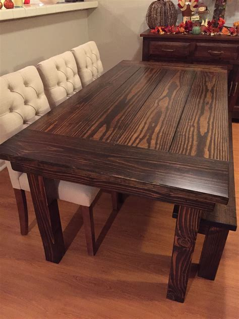farmhouse table farmhouse table plans farmhouse table