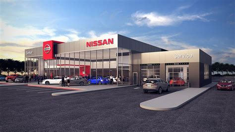 Benton Nissan Plans State-of-the-art