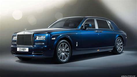 Blue 2017 Rolls Royce Phantom Uhd 4k Wallpaper