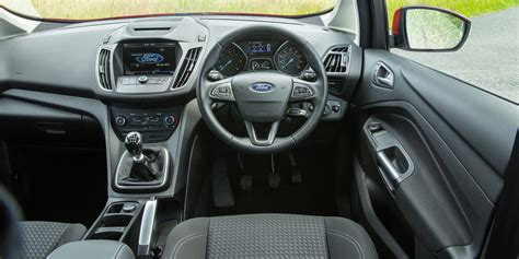ford  max interior infotainment carwow