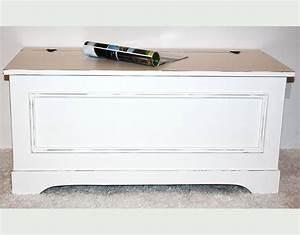 Sitztruhe Weiß Holz : truhenbank truhe betttruhe w schetruhe sitztruhe 98 massiv holz wei vintage ebay ~ Markanthonyermac.com Haus und Dekorationen