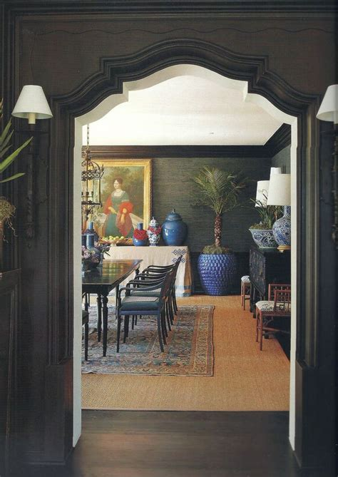 ideas  brown dining rooms  pinterest